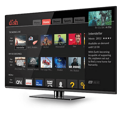 Watch Movies On Demand with The Hopper - BAY CITY, TX - The WIRELESS STORE - DISH Authorized Retailer