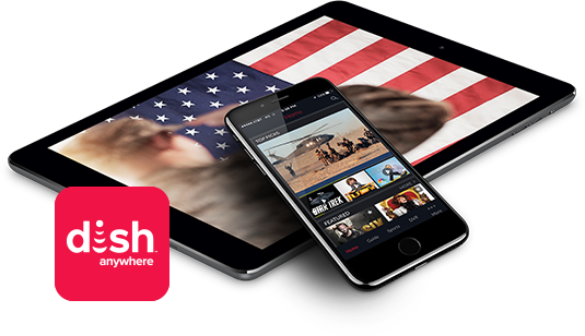 DISH Anywhere from The WIRELESS STORE in BAY CITY, TX - A DISH Authorized Retailer